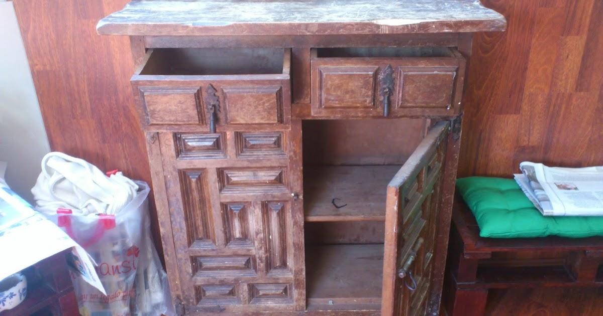 Decapar un mueble antiguo affordable mueble barnizado with decapar un mueble antiguo beautiful - Decapar muebles antiguos ...