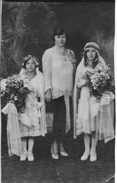 Brooklyn NY, Catholic, First Communion, godmother