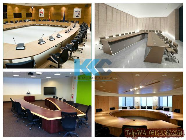 pembuatan meja meeting