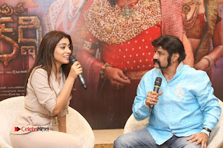 Shriya Saran Nandamuri Balakrishna at Gautamiputra Satakarni Team Press Meet Stills  0181.JPG