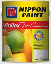 Harga Cat Nippon Paint Vinilex Fresh