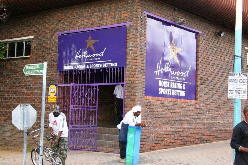 Hollywoodbets Brakpan - Gauteng - Retail Branch - Betting Shop - TAB - Tote