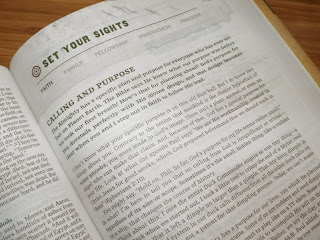 Set Your Sights:  The Duck Commander Bible