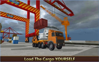 Games Cargo Ship Manual Crane 17 App
