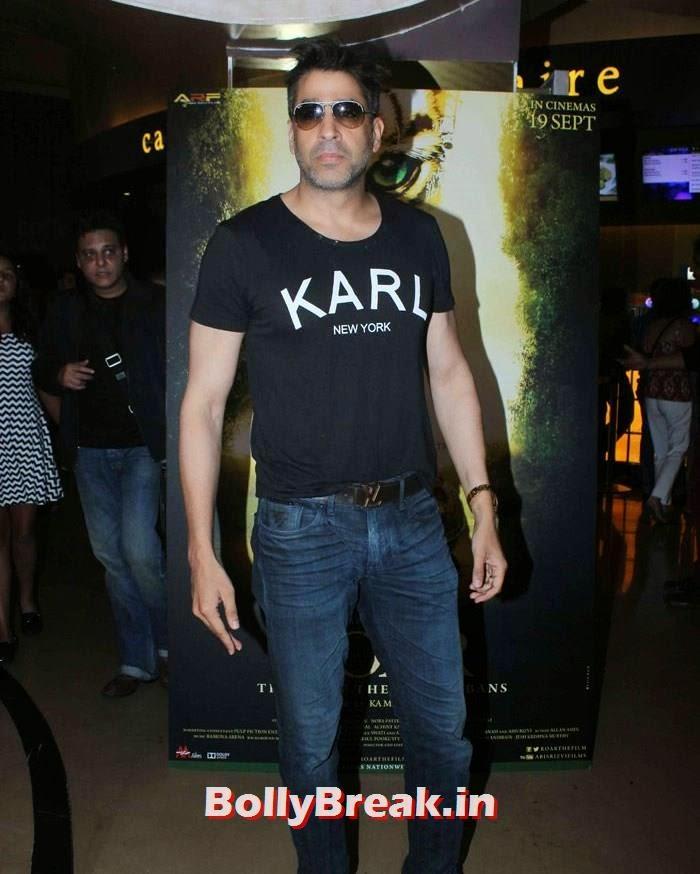 Rajat Bedi, Celebs at 'Roar' Movie First Look Launch