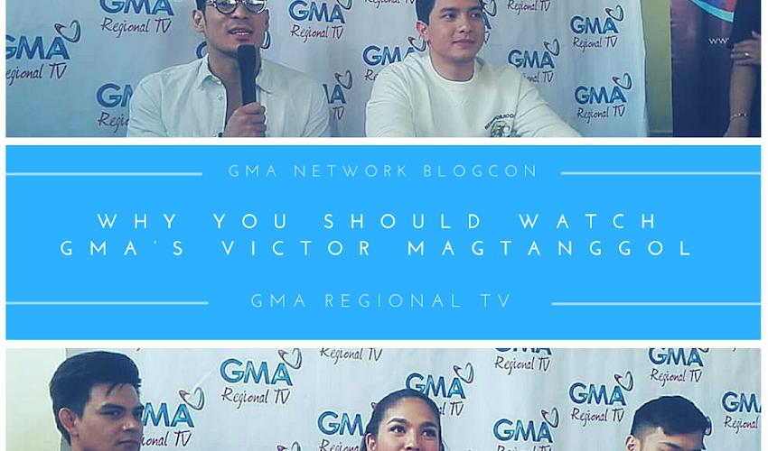 GMA Network Blogcon with the cast of Victor Magtanggol #Kadayawan #TeamDDI #GMARegionalTV