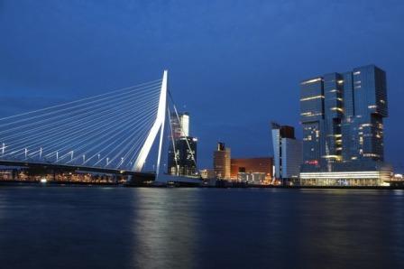 Erasmusburg, Rotterdam