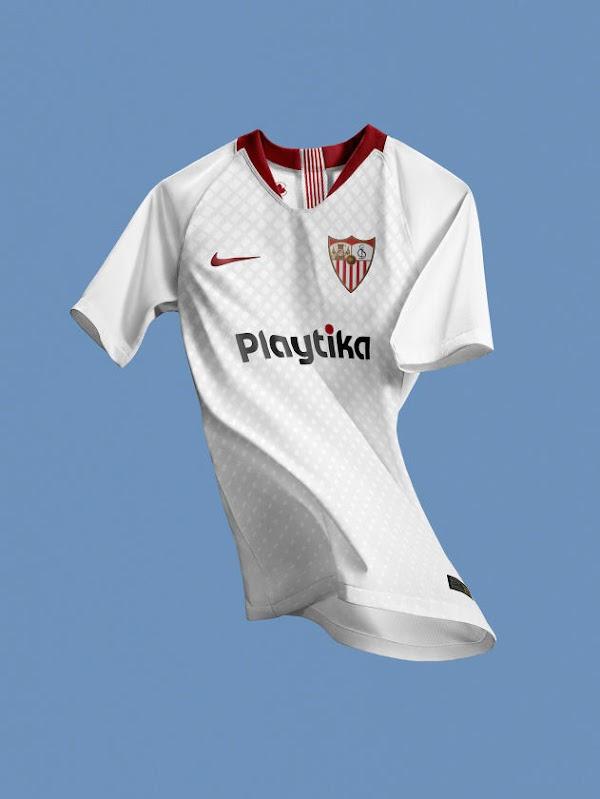 El Sevilla vestirá la marca Nike