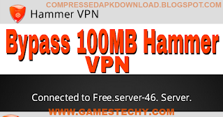 {filename}-How To Bypass Hammer Vpn 100mb Daily Limit And Get More Server