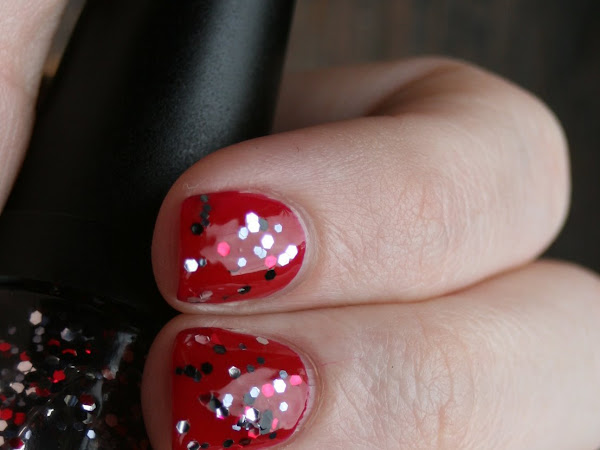 More Christmas Nails + Christmas Craft!