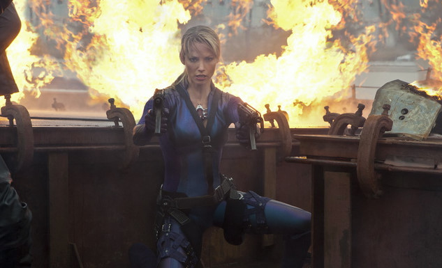 Resident Evil 5 Trailer Resident Evil 5 Movie Pictures