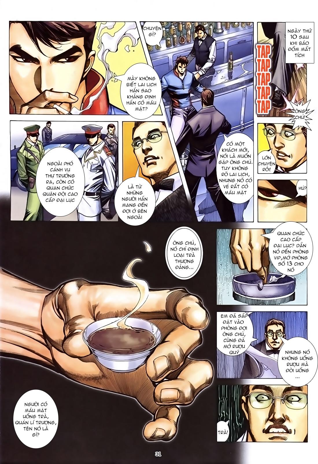 Xích Trụ Phạn Đường Chap 26.2 Trang 16