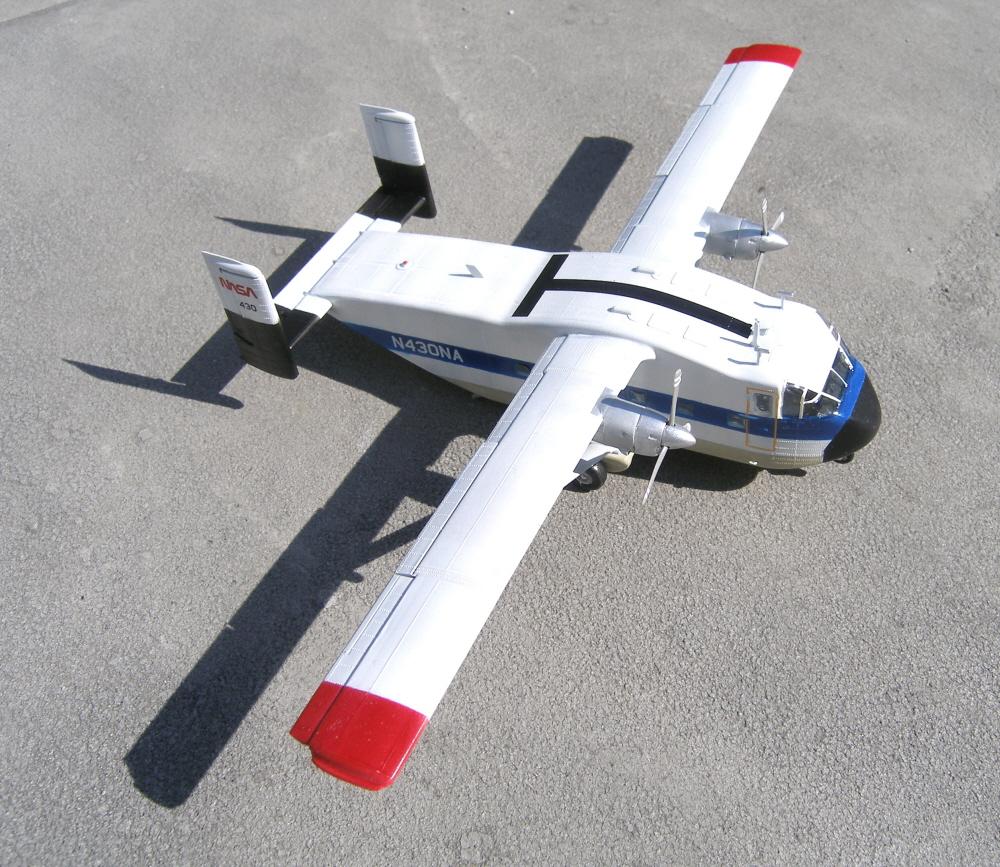 Short Skyvan, Airfix 1/72 - Ready for Inspection - Aircraft