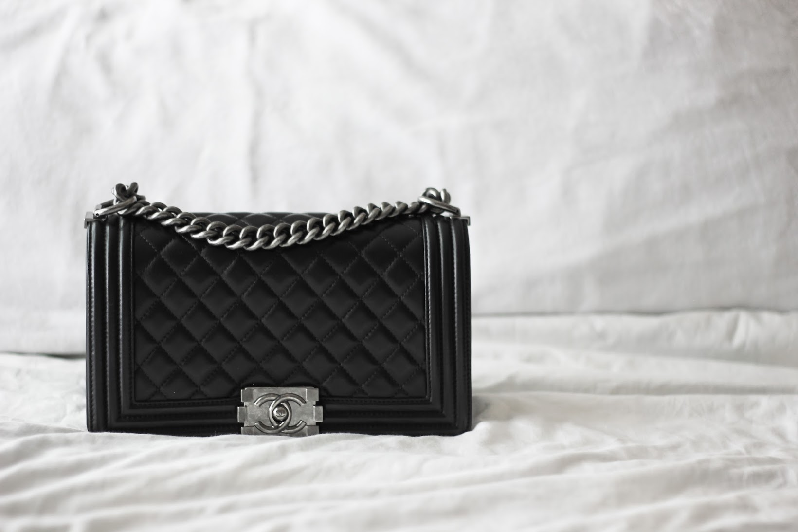 890c6980d638 refined couture: Chanel Medium 'Le Boy' : A Review