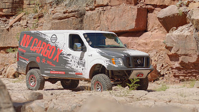 Nissan NV Cargo X project