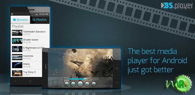 BSPlayer Latest Android apk