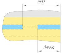 Контактная шовная сварка с цепным расположением