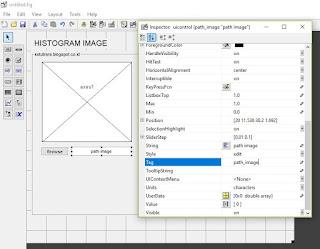 membuat edit text pada gui matlab