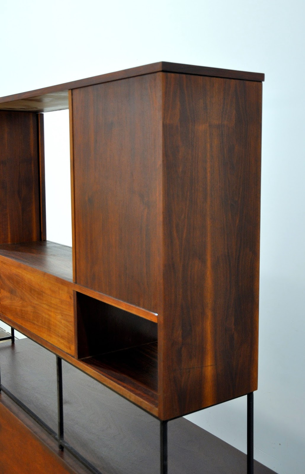 Select Modern Stanley Furniture Credenza Bar Room