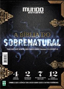 Download Revista Especial Mundo Estranho Bíblia do Sobrenatural