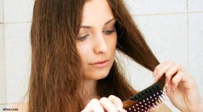tips cara mengatasi rambut rusak
