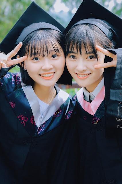 Shen Yue graduation
