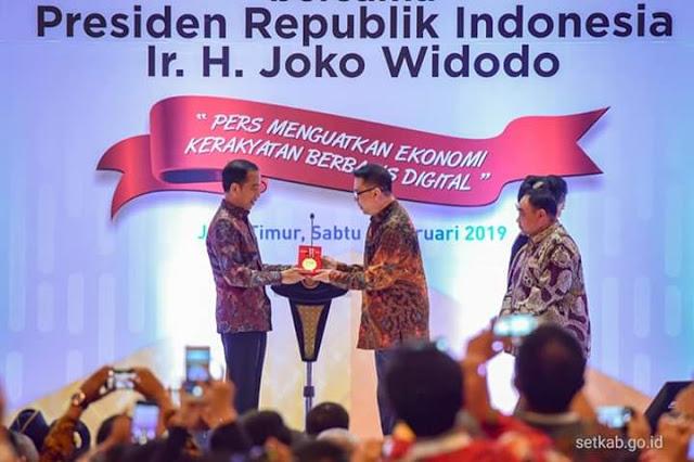 Fadli Zon: Penghargaan Kemerdekaan Pers untuk Jokowi Sangat Ironis