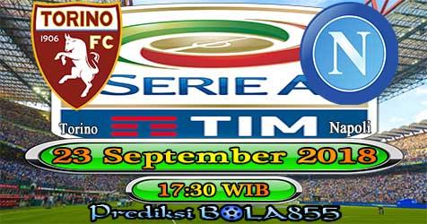 Prediksi Bola855 Torino vs Napoli 23 September 2018