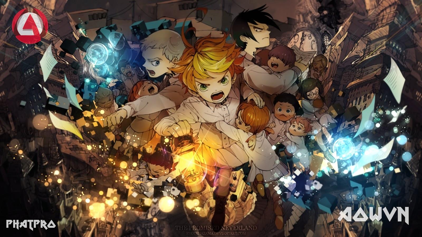 Yalusoku%2B %2BPhatpro%2B%25283%2529 - [ Anime 3gp Mp4 ] Yakusoku No Neverland | Vietsub - Siêu Phẩm - Gay Cấn Từng Giây! - Max Hay