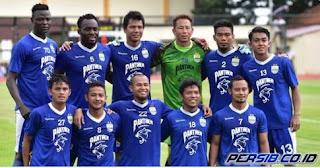 Pemain Persib Bandung Dilarang Berbicara kepada Media Non-Ofisial