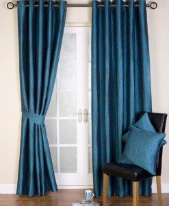 Curtains With Scarves Seashells Sequins Sheers Shutters