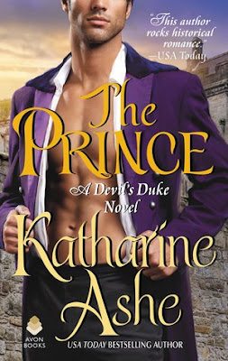 Bibliocrack Review | The Prince by Katharine Ashe