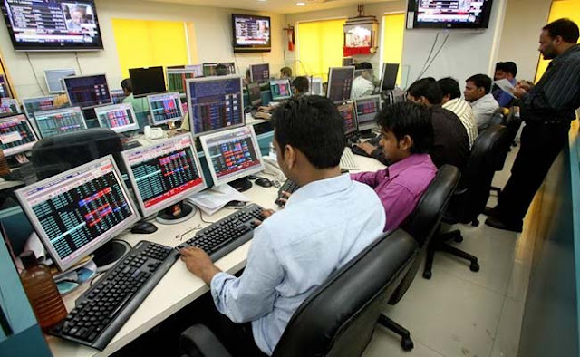Stock markets: Sensex and Nifty strengthened with three consecutive declines