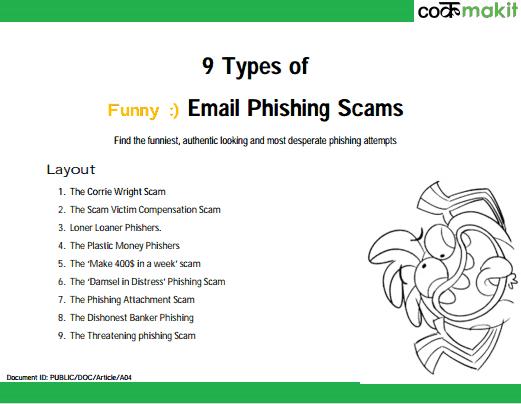 Phishings research paper