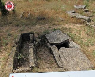 Segóbriga - Necrópolis