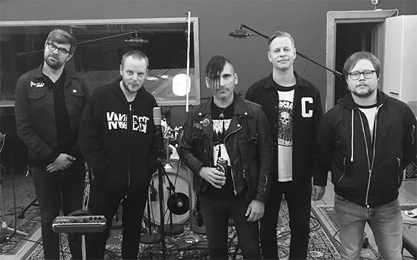 Satanic Surfers recording new album after 12 years