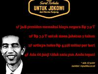 Heboh Pengakuan Navias Tanjung, Pembuat Surat Terbuka untuk Jokowi