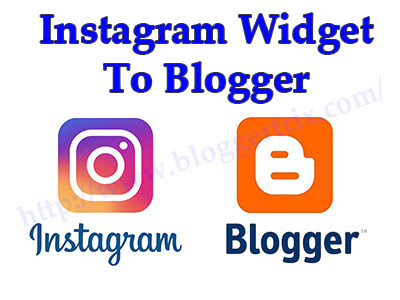 Instagram is a most pop moving-picture demonstrate in addition to photograph sharing network application for smartphones How To Add an Instagram Widget inwards a Blogger Blog