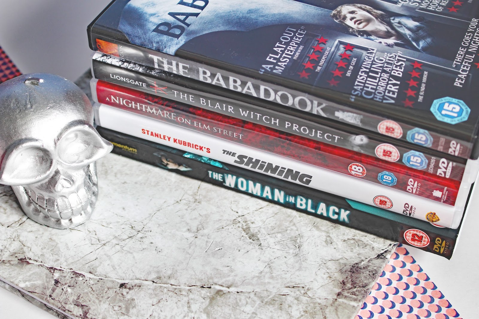 My Top 10 Favourite Horror Movies  films blood guts gore Netflix Babadook review recommendations  DVD