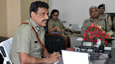 West Bengal Director General of Police Surajit Kar Purkayastha