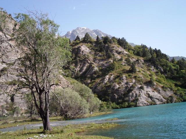Озеро Тимур-дара - Каратаг, горы Таджикистана - Фото-обзор похода