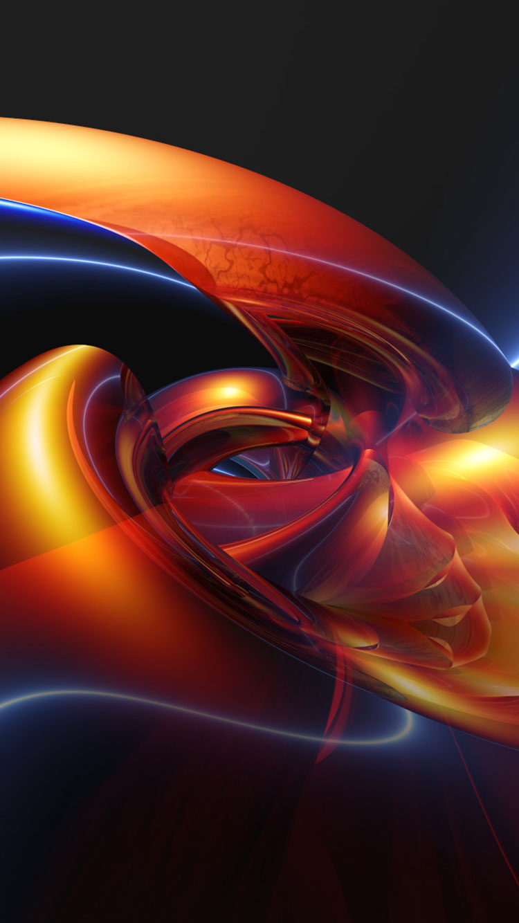 29+ High-Definition 3D iPhone Wallpapers