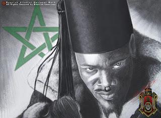 Moorish Americans, fez