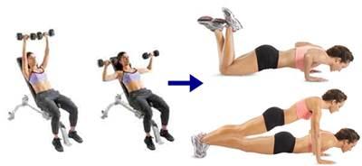 Rutina de ejercicios para chicas principiantes