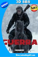El Planeta De Los Simios: La Guerra (2017) Latino 3D SBS 1080P - 2017