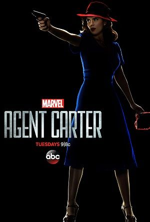 Agente Carter da Marvel - 2ª Temporada Séries Torrent Download capa
