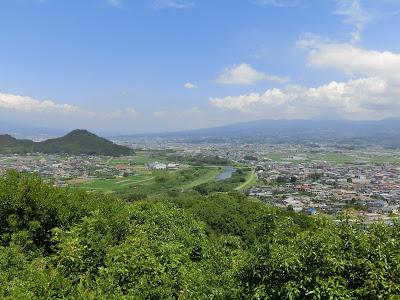 守山からの景色
