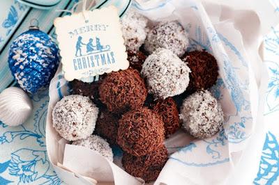 Rum balls desserts recipes