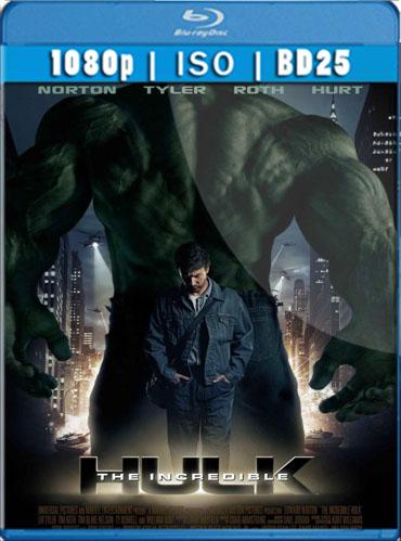 Hulk El hombre increíble Latino [BD25] [1080p] [GoogleDrive] TeslavoHD