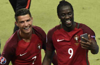Ronaldo told me I would score the winning goal – Eder